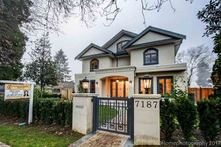 Main Photo: 7187 CYPRESS Street in Vancouver: Kerrisdale House for sale (Vancouver West)  : MLS®# R2423179
