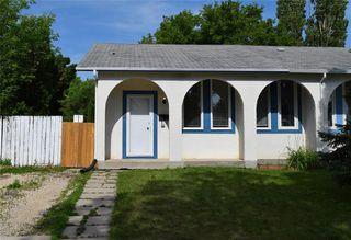 Photo 1: 116 Corbett Drive in Winnipeg: Crestview Residential for sale (5H)  : MLS®# 202015154