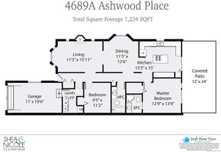 Photo 28: A 4689 Ashwood Pl in COURTENAY: CV Courtenay East Half Duplex for sale (Comox Valley)  : MLS®# 844175