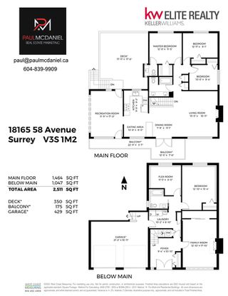 Photo 29: 18165 58 Avenue in Surrey: Cloverdale BC House for sale (Cloverdale)  : MLS®# R2498386