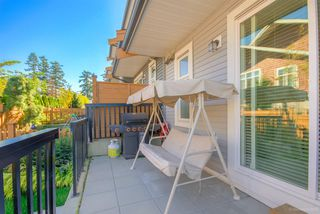 "Photo 22: 18 24086 104 Avenue in Maple Ridge: Albion Townhouse for sale in ""WILLOW"" : MLS®# R2503932"
