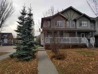 Main Photo: 2704 TERWILLEGAR Way in Edmonton: Zone 14 House Half Duplex for sale : MLS®# E4220007