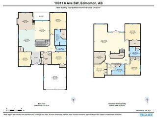 Photo 50: 10911 6 Avenue in Edmonton: Zone 55 House for sale : MLS®# E4225109