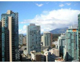 Photo 7: 2203 1328 W PENDER ST in Vancouver: Coal Harbour Condo for sale (Vancouver West)  : MLS®# V559668