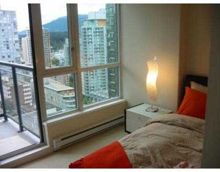 Photo 5: 2203 1328 W PENDER ST in Vancouver: Coal Harbour Condo for sale (Vancouver West)  : MLS®# V559668