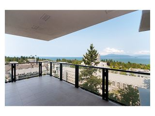 "Photo 10: 1105 5989 WALTER GAGE Road in Vancouver: University VW Condo for sale in ""CORUS"" (Vancouver West)  : MLS®# V813411"