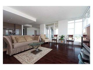 "Photo 3: 1105 5989 WALTER GAGE Road in Vancouver: University VW Condo for sale in ""CORUS"" (Vancouver West)  : MLS®# V813411"