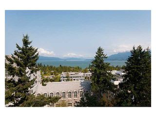 "Photo 9: 1105 5989 WALTER GAGE Road in Vancouver: University VW Condo for sale in ""CORUS"" (Vancouver West)  : MLS®# V813411"