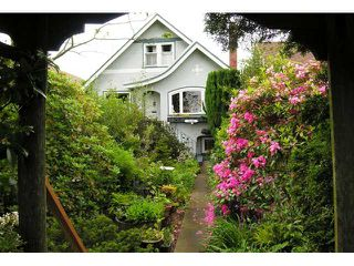 Photo 1: 2855 CAMBRIDGE Street in Vancouver: Hastings East House for sale (Vancouver East)  : MLS®# V832071