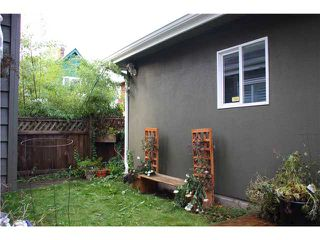 Photo 8: 1927 CHARLES Street in Vancouver: Grandview VE House 1/2 Duplex for sale (Vancouver East)  : MLS®# V859734