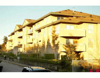 "Photo 1: # 210 13780 76TH AV in Surrey: East Newton Condo  in ""EARLS COURT"""