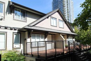"""Main Photo: 111 7000 21ST Avenue in Burnaby: Highgate Townhouse for sale in """"VILLETTA"""" (Burnaby South)  : MLS®# R2398289"""