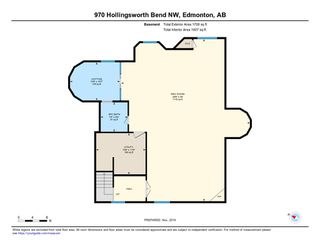 Photo 40: 970 HOLLINGSWORTH Bend in Edmonton: Zone 14 House for sale : MLS®# E4181071