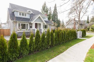 Main Photo: 3792 W 33RD Avenue in Vancouver: Dunbar House for sale (Vancouver West)  : MLS®# R2427153