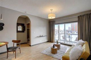 Photo 6: 409 10235 112 Street NW in Edmonton: Zone 12 Condo for sale : MLS®# E4191433