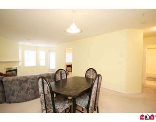 """Photo 4: 411 5759 GLOVER Road in Langley: Langley City Condo for sale in """"COLLEGE COURT"""" : MLS®# F2920211"""