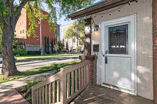 Photo 45: 11922 102 Avenue in Edmonton: Zone 12 Townhouse for sale : MLS®# E4220660