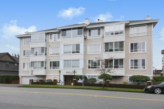 """Photo 1: 207 45770 SPADINA Avenue in Chilliwack: Chilliwack W Young-Well Condo for sale in """"Arbour House"""" : MLS®# R2526549"""