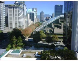 "Photo 1: 1101 1068 HORNBY Street in Vancouver: Downtown VW Condo for sale in ""THE CANADIAN"" (Vancouver West)  : MLS®# V790479"