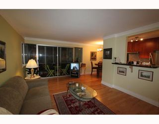 Photo 4: 404 1750 ESQUIMALT Avenue in West Vancouver: Ambleside Condo for sale : MLS®# V798842