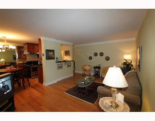 Photo 10: 404 1750 ESQUIMALT Avenue in West Vancouver: Ambleside Condo for sale : MLS®# V798842