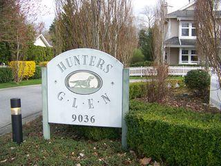 "Photo 34: 15 9036 208TH Street in Langley: Walnut Grove Townhouse for sale in ""HUNTERS GLEN"" : MLS®# F1006862"