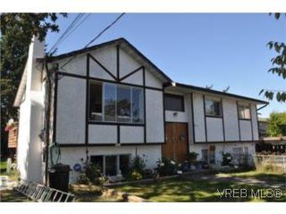 Photo 1: 2830 Rita Rd in VICTORIA: La Langford Proper House for sale (Langford)  : MLS®# 550705