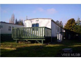Photo 2: 28B 6947 W Grant Rd in SOOKE: Sk John Muir Manufactured Home for sale (Sooke)  : MLS®# 493162