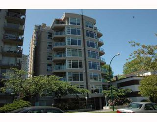 Photo 1: 304 1272 COMOX Street in Vancouver: West End VW Condo for sale (Vancouver West)  : MLS®# V767486