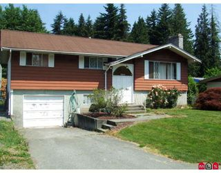 Photo 2: 33259 WESTBURY Avenue in Abbotsford: Abbotsford West House for sale : MLS®# F2913266