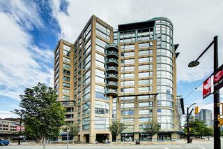 "Photo 1: 603 283 DAVIE Street in Vancouver: Yaletown Condo for sale in ""Pacific Plaza"" (Vancouver West)  : MLS®# R2393051"
