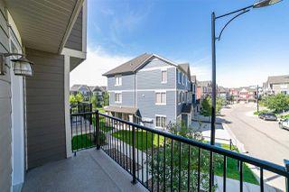 Photo 17: 144 603 WATT Boulevard in Edmonton: Zone 53 Townhouse for sale : MLS®# E4170768