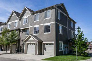 Photo 2: 144 603 WATT Boulevard in Edmonton: Zone 53 Townhouse for sale : MLS®# E4170768
