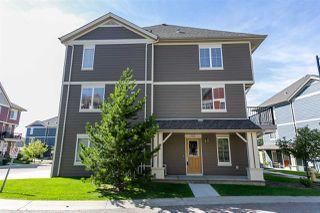 Photo 1: 144 603 WATT Boulevard in Edmonton: Zone 53 Townhouse for sale : MLS®# E4170768