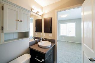 Photo 23: 144 603 WATT Boulevard in Edmonton: Zone 53 Townhouse for sale : MLS®# E4170768