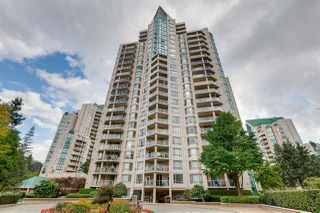"Main Photo: 2401 1199 EASTWOOD Street in Coquitlam: North Coquitlam Condo for sale in ""THE SELKIRK"" : MLS®# R2406091"