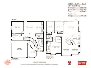 """Photo 20: 3736 CASTLE PINES Court in Abbotsford: Abbotsford East House for sale in """"Ledgeview Estates"""" : MLS®# R2418253"""