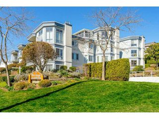 """Photo 1: 104 15941 MARINE Drive: White Rock Condo for sale in """"Heritage"""" (South Surrey White Rock)  : MLS®# R2417090"""