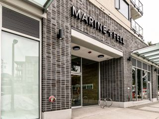 Photo 1: 220 725 Marine Drive in North Vancouver: Harbourside Condo for sale : MLS®# R2481739