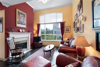 "Photo 2: 422 3098 GUILDFORD Way in Coquitlam: North Coquitlam Condo for sale in ""Marlborough House"" : MLS®# R2490203"