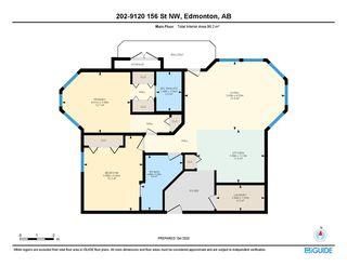 Photo 38: 202 9120 156 Street in Edmonton: Zone 22 Condo for sale : MLS®# E4218957