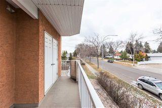 Photo 31: 202 9120 156 Street in Edmonton: Zone 22 Condo for sale : MLS®# E4218957