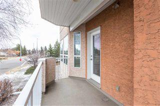 Photo 33: 202 9120 156 Street in Edmonton: Zone 22 Condo for sale : MLS®# E4218957