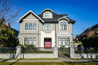 Main Photo: 2055 W 46TH Avenue in Vancouver: Kerrisdale House for sale (Vancouver West)  : MLS®# R2532088