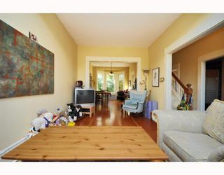 Photo 4: 4521 JOHN Street in Vancouver: Main House for sale (Vancouver East)  : MLS®# V797178