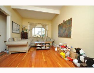 Photo 3: 4521 JOHN Street in Vancouver: Main House for sale (Vancouver East)  : MLS®# V797178