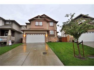 "Photo 1: 23390 GRIFFEN Road in Maple Ridge: Cottonwood MR House for sale in ""VILLAGE AT KANAKA"" : MLS®# V866766"