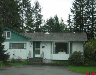 Photo 1: 3800 204TH ST in Langley: Brookswood Langley House for sale : MLS®# F2608730
