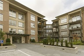 "Photo 1: 416 10707 139TH Street in Surrey: Whalley Condo for sale in ""Aura 2"" (North Surrey)  : MLS®# F2824909"