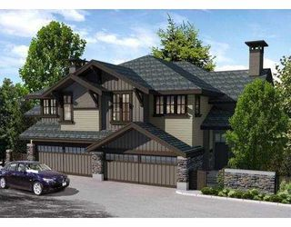"""Photo 1: 7 555 RAVENWOODS Drive in North_Vancouver: Roche Point Townhouse for sale in """"THE SIGNATURE ESTATES"""" (North Vancouver)  : MLS®# V733136"""